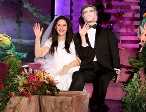 Ellen Degeneres as Mrs.Clooney