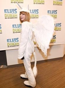 Taylor Swift wears Pegacorn costume