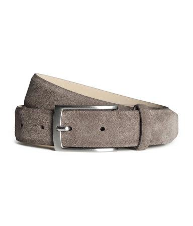 H&M Suede Belt