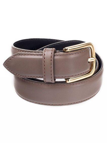 American Apparel Unisex Basic Leather Belt