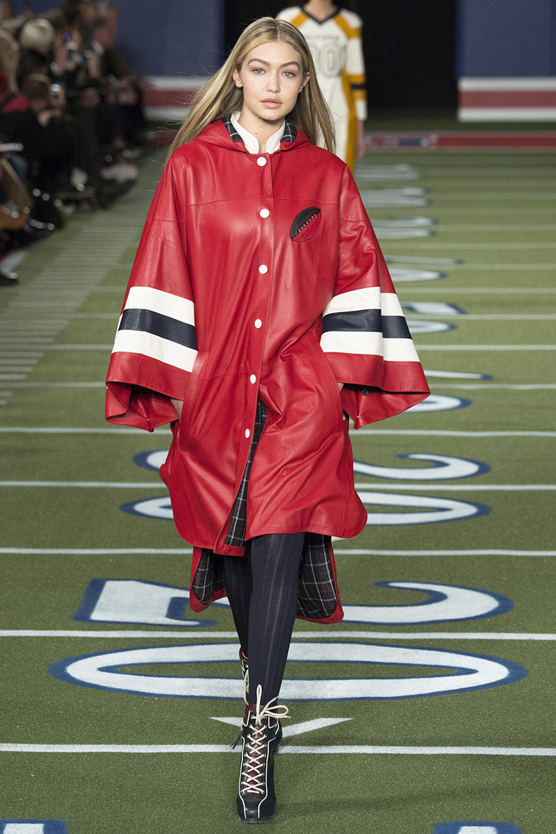 Nyfw tommy hilfiger fall 2015 rtw runway silhouetteandstyle - Tommy hilfiger show ...