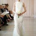 Oscar de la Renta Bridal Spring 2016