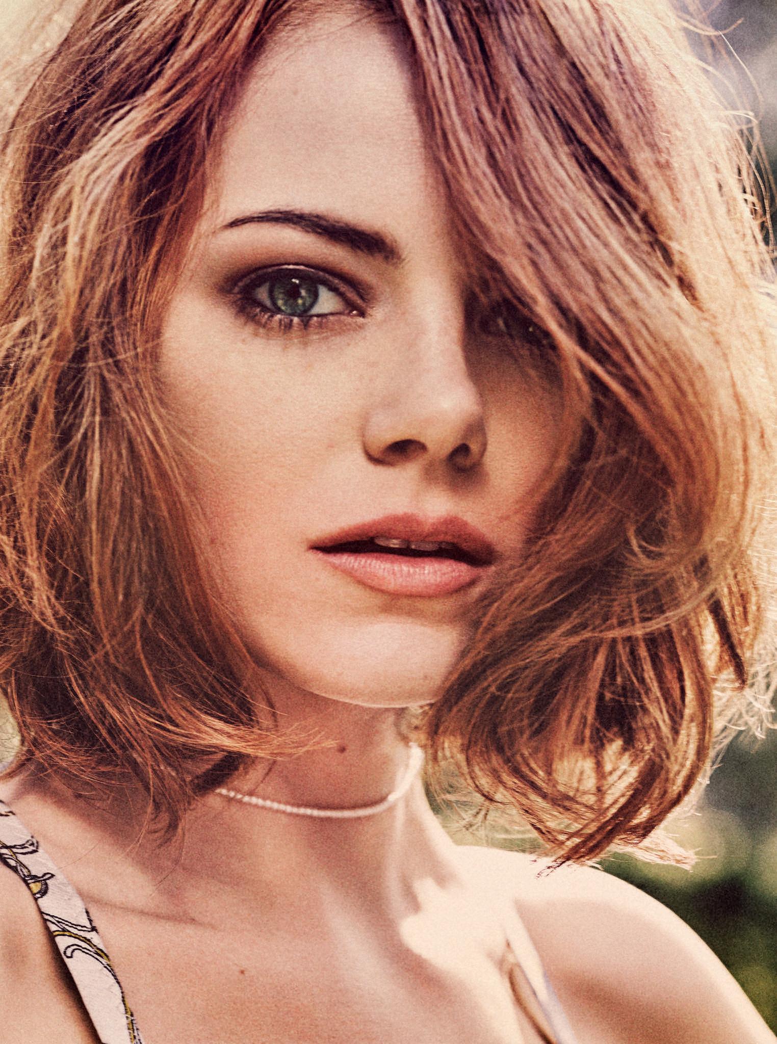 emma-stone-interview-magazine-02 – SILHOUETTEANDSTYLE Emma Stone