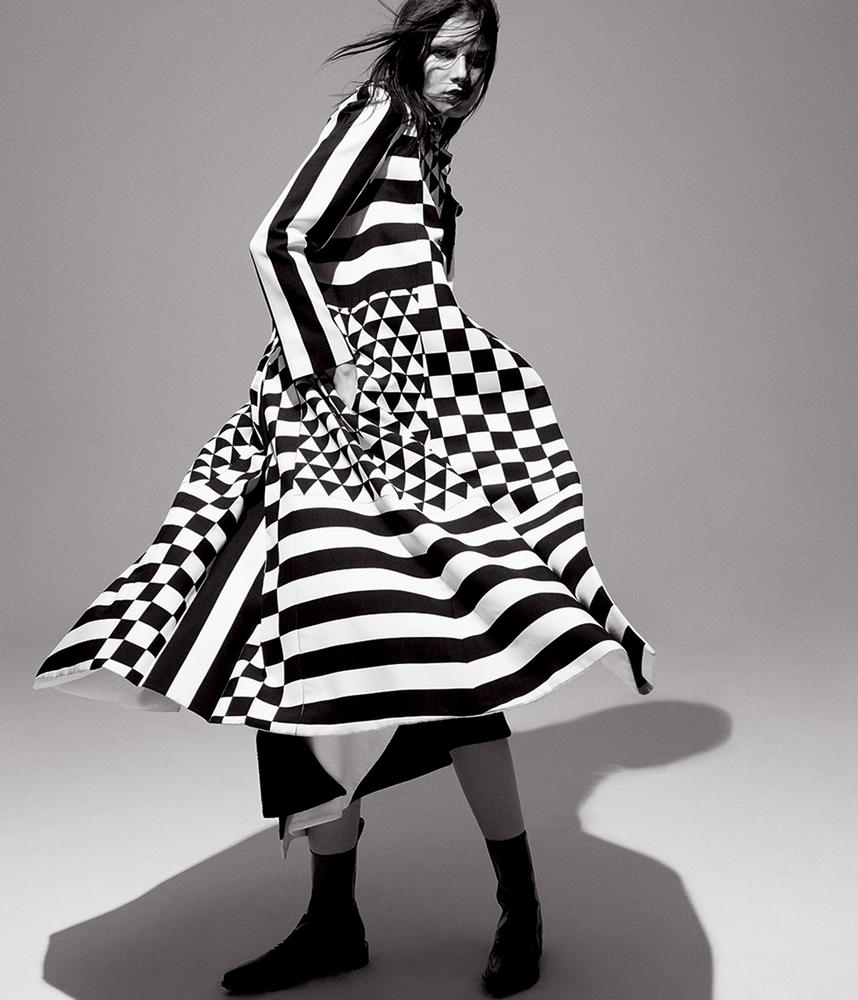 3e547a9b06c98b Fall Fashion Gets Graphic | The WSJ Magazine – SILHOUETTEANDSTYLE