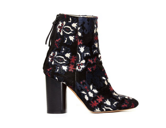 Isabel Marant 'Grover' brocade boots