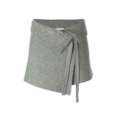 ISABEL MARANT ÉTOILE 'Lyneth' skirt