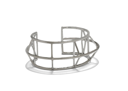 Vince Camuto 'Orbital' Geometric Cuff Bracelet
