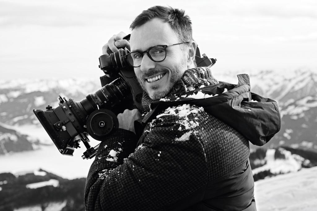 Richard Rossmann for Giorgio Armani Frames of Life 2016 Campaign ...