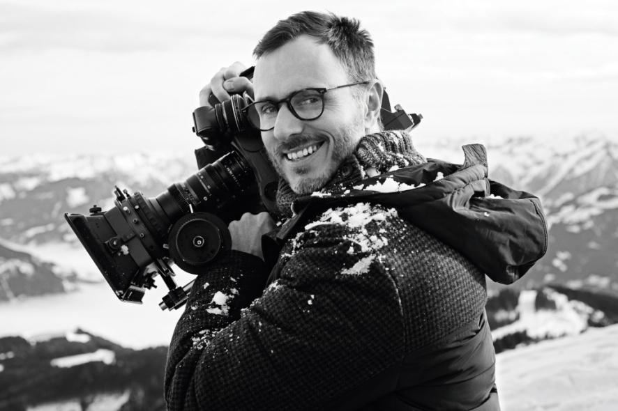 Richard Rossmann for Giorgio Armani Frames of Life 2016 Campaign.