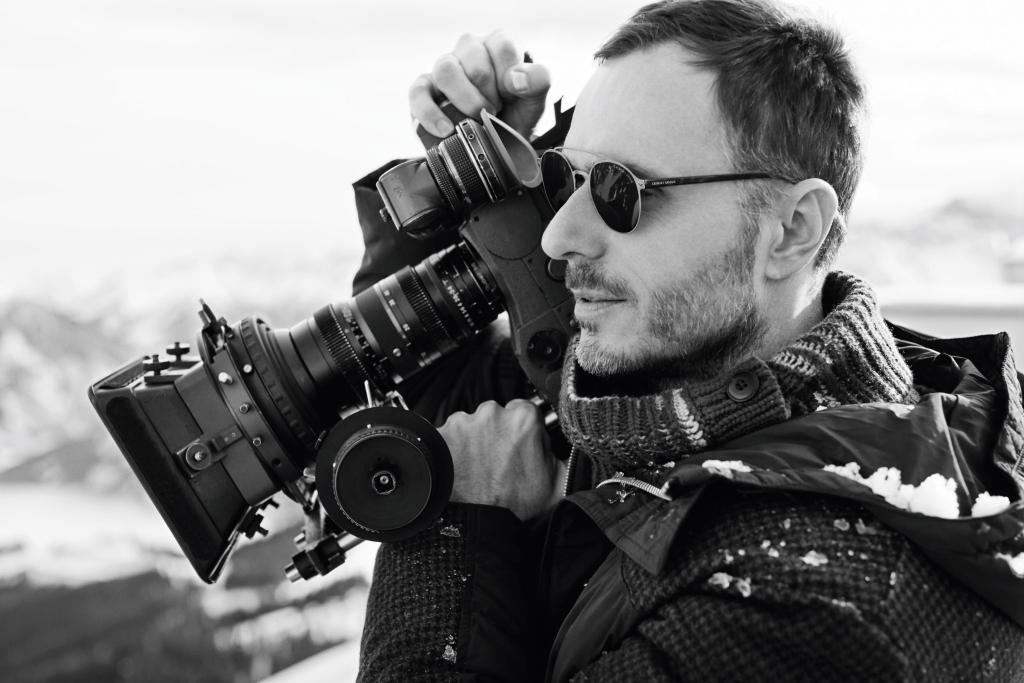ee7c6b1916 Richard Rossmann for Giorgio Armani Frames of Life 2016 Campaign ...