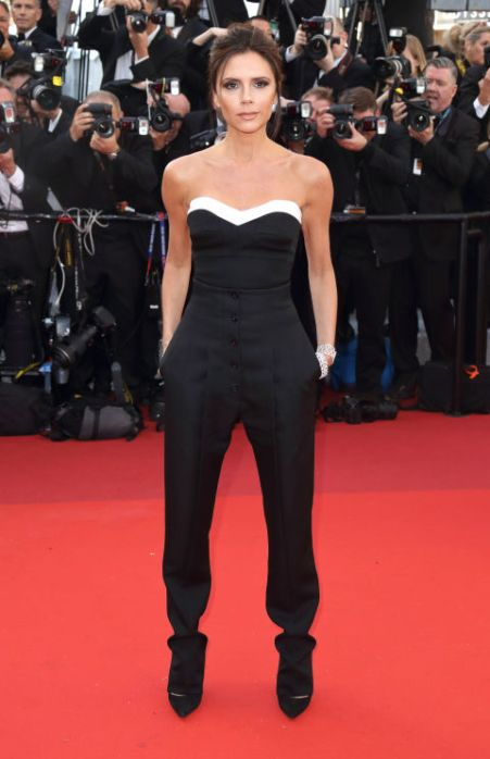 """Victoria Beckham in Victoria Beckham at the """"Cafe Society"""" premiere"""