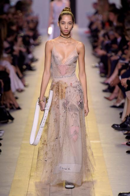 Dior RTW Spring 2017