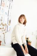JULIE TURTLENECK, KACHINA CASHMERE SWEATER, IVRIT SWEATER PANT
