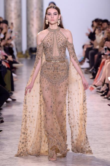 Elie Saab Couture Spring 2017