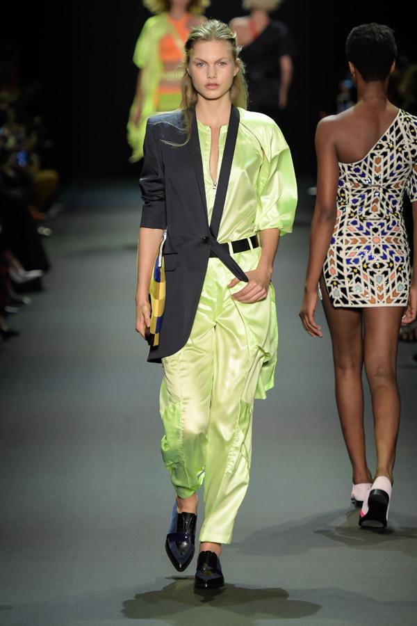 Pixelformula womenswear  ready to wear prêt a porter summer 2017 Barbara Bui