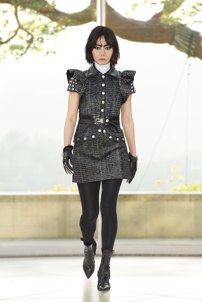Louis Vuitton Cruise 2018 Show in Kyoto, Japan