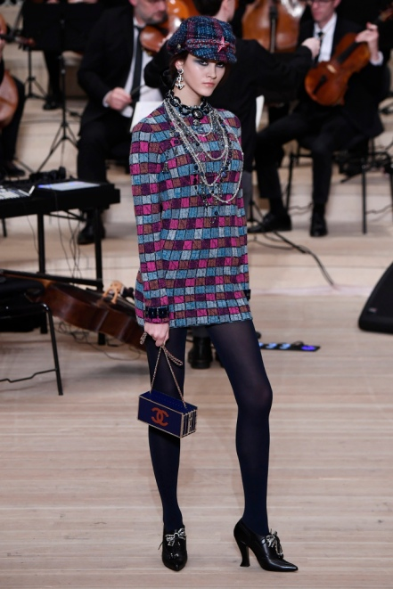 Chanel Métiers d'Art 2018