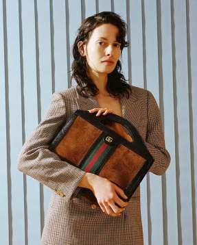 Gucci-Ophidia-Suede-Shoulder-Bag