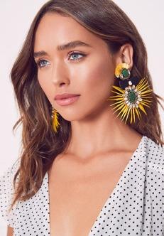 Ranjana-Khan-Bow-Drop-Earring