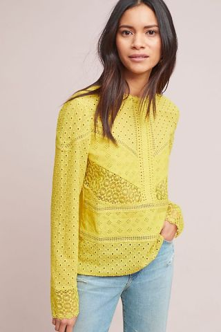 Burnham Lace Top
