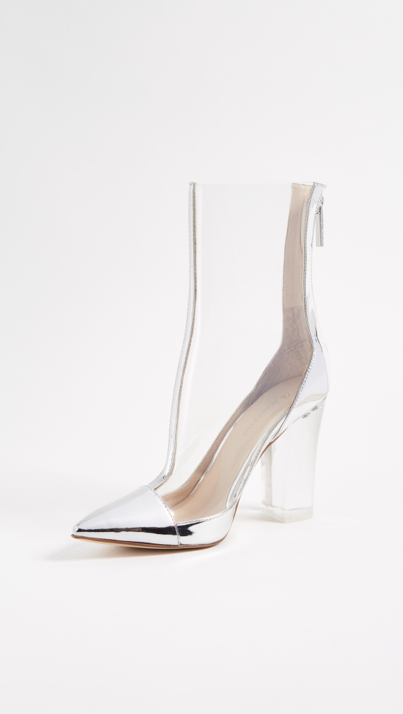 KENDALL + KYLIE Haven Clear Bootie