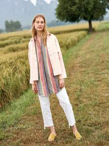Madewell-Courier-Shirtdress-In-Rainbow-Stripe