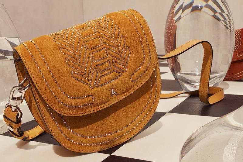 Altuzarra-Ghianda-Small-Suede-Saddle-Bag