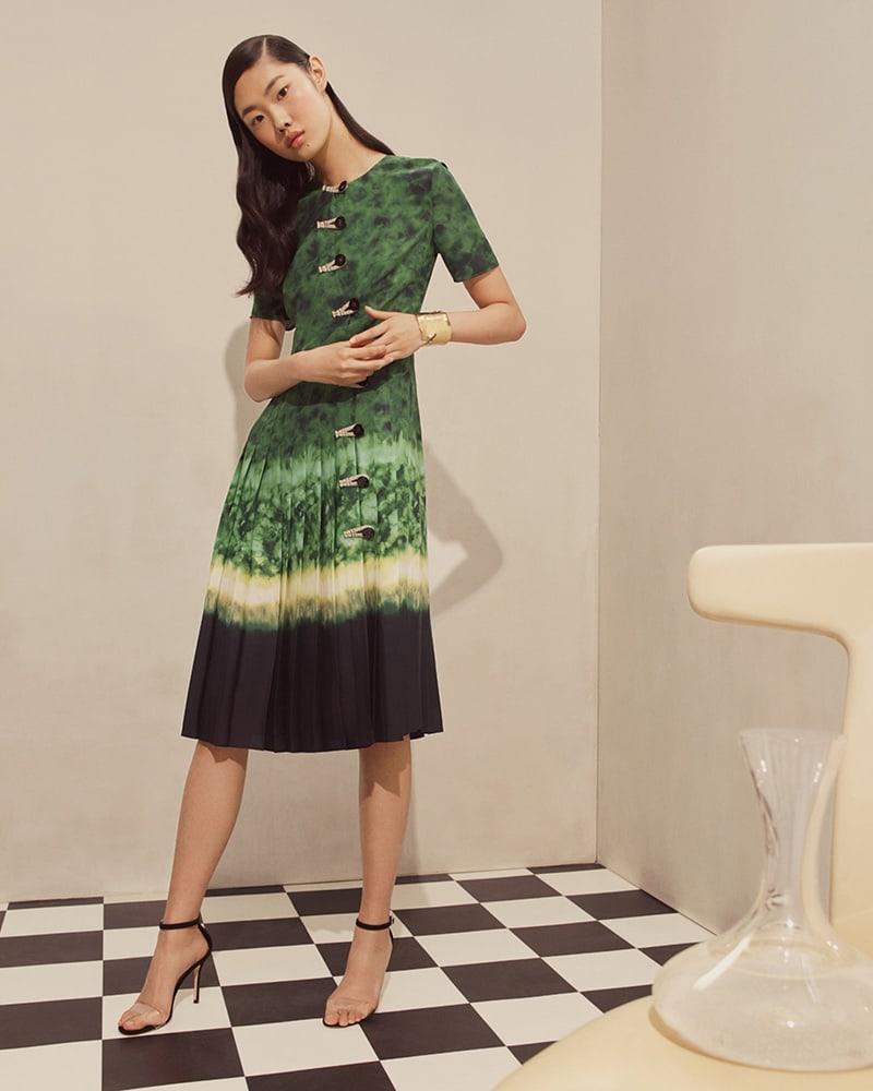 Altuzarra-Tie-Dyed-Silk-Maxi-Dress