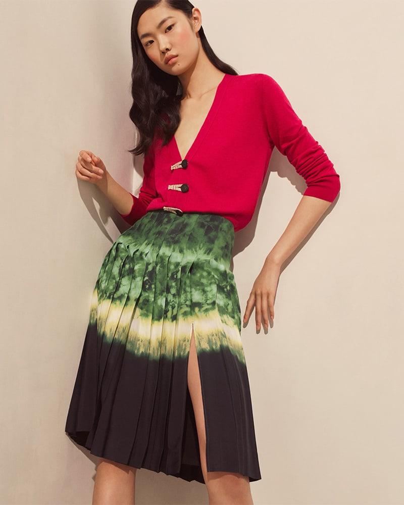Altuzarra-Zurina-Pleated-Tie-Dyed-Skirt