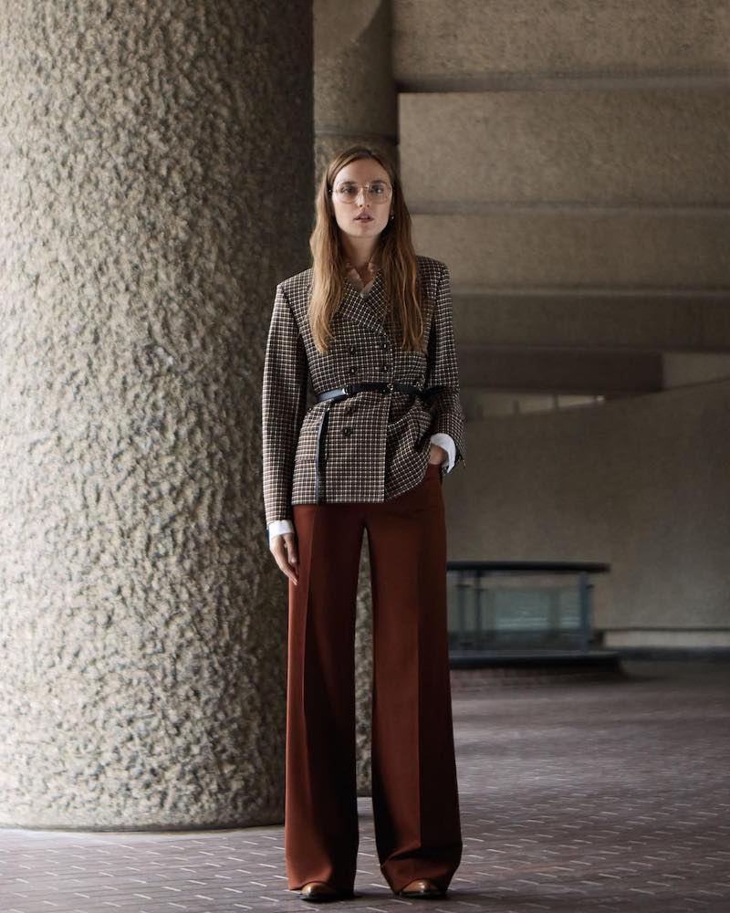Chloé-Wool-Blend-Wide-Leg-Pants