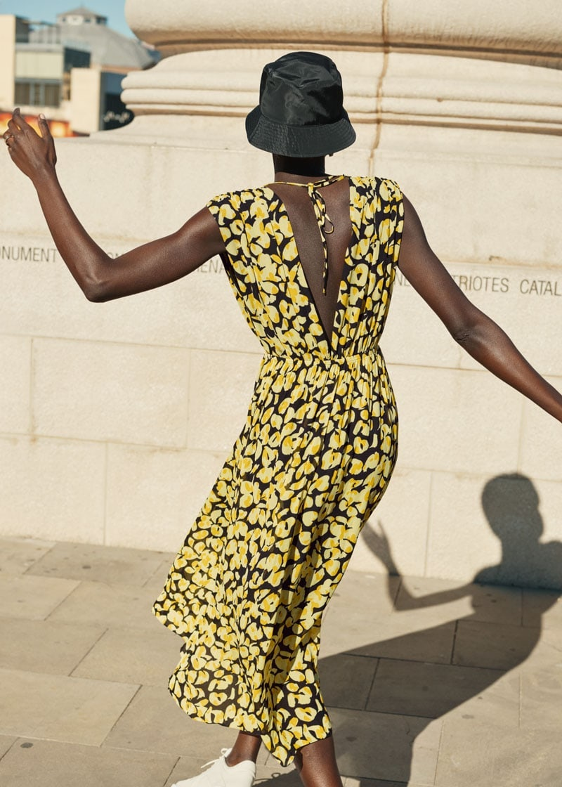 Other-Stories-Gathered-Floral-Midi-Dress